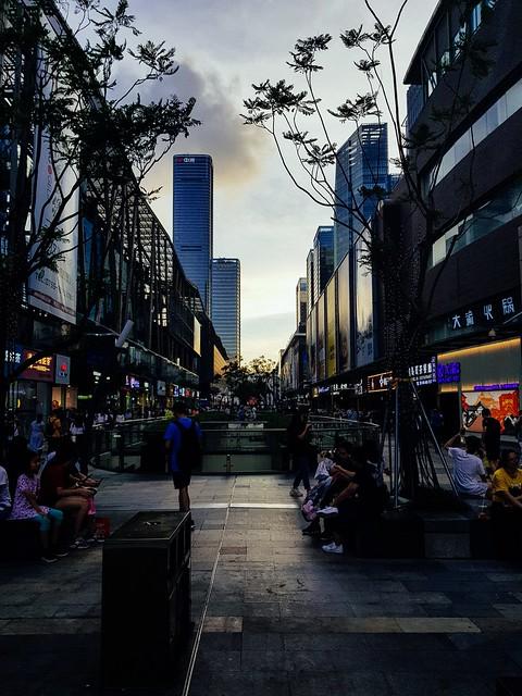 Costal City in Shenzhen