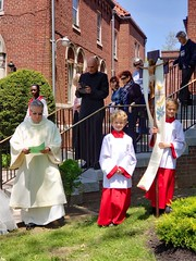 May Crowning Of Mary Ceremony