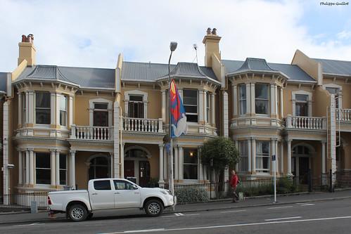 Stuart Street, Dunedin