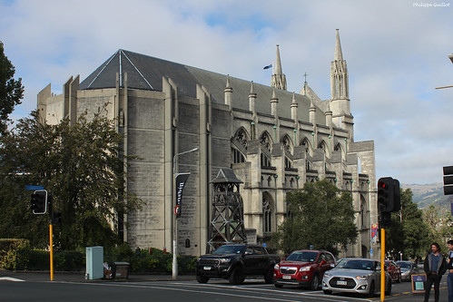 Saint Paul's Cathedral, Dunedin