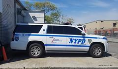 NYPD -ESU - 2015 GMC Yukon XL (1)