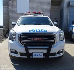 NYPD -ESU - 2015 GMC Yukon XL (2)