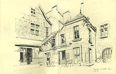 Rue de la Chouette - Dijon - Photo of Dijon