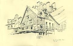 Rue Francois Rude - Dijon - Photo of Dijon