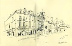 Rue Bossuet - Dijon - Photo of Dijon