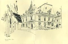 Place du Théâtre - Dijon - Photo of Dijon