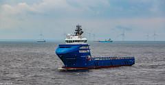 Brage Supplier Headed into Aberdeen Harbour 09/06/2019