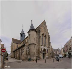 01 Église Saint-Aubin de Pacy-sur-Eure - Photo of Villegats