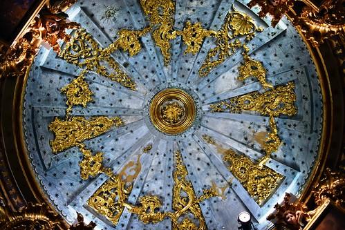 Cúpula de la iglesia de la Santísima Trinidad (Atienza)