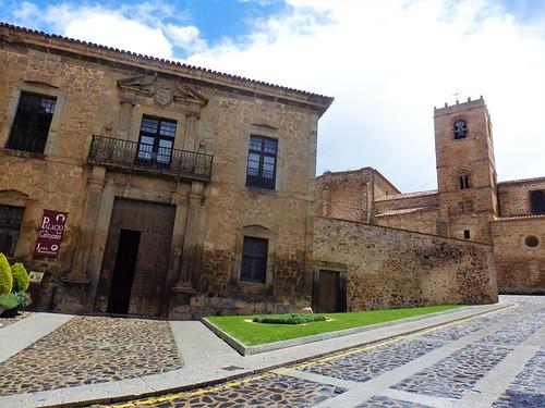 Ágreda, Palacio de Los Castejones.