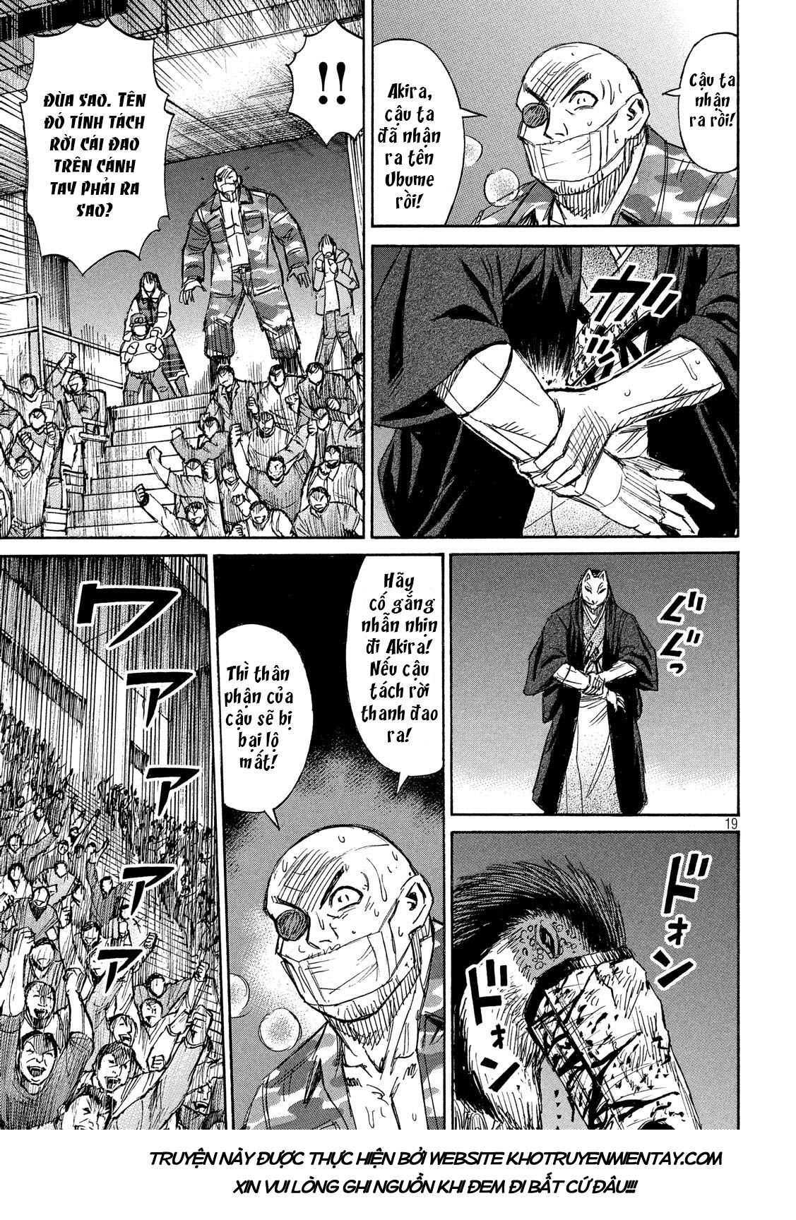Higanjima ss3-chapter-203 trang 19
