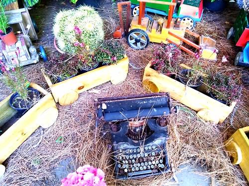 La.maquina de escribir