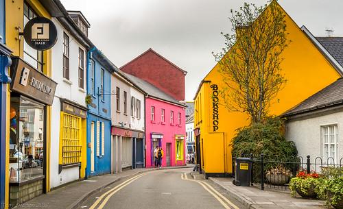 Kinsale Colours.