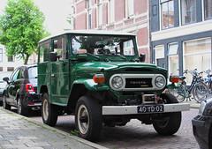 1976 Toyota Land Cruiser 3.0 Diesel