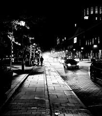 Rue de la Commune Nights Old Port (Montreal)
