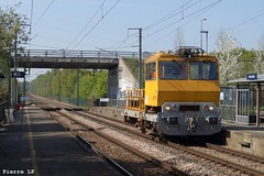 Draisine EMC Infra SNCF