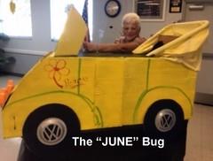 June Bug car