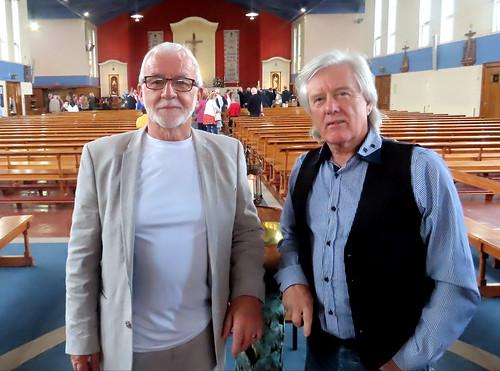 Pat Craig and Matt Dodd 9th June 2019