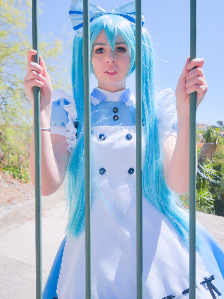 related image - Shooting Vocaloid Alice in Wonderland- Parc Saint Bernard - Hyères -2019-05-30- P1677501