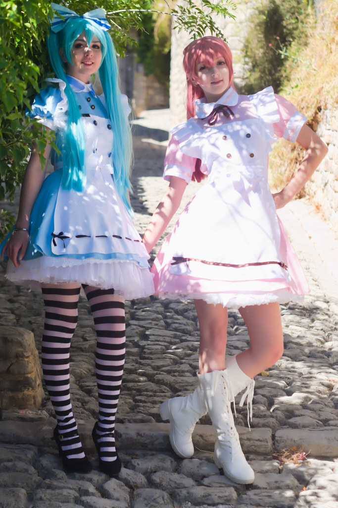 related image - Shooting Vocaloid Alice in Wonderland- Parc Saint Bernard - Hyères -2019-05-30- P1677373
