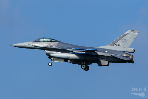 J-146 F-16AM Fighting Falcon | EHLW/LWR | 29.03.2019