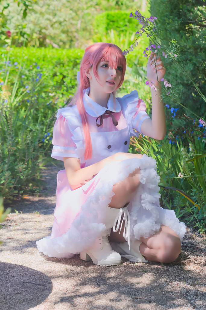 related image - Shooting Vocaloid Alice in Wonderland- Parc Saint Bernard - Hyères -2019-05-30- P1677471