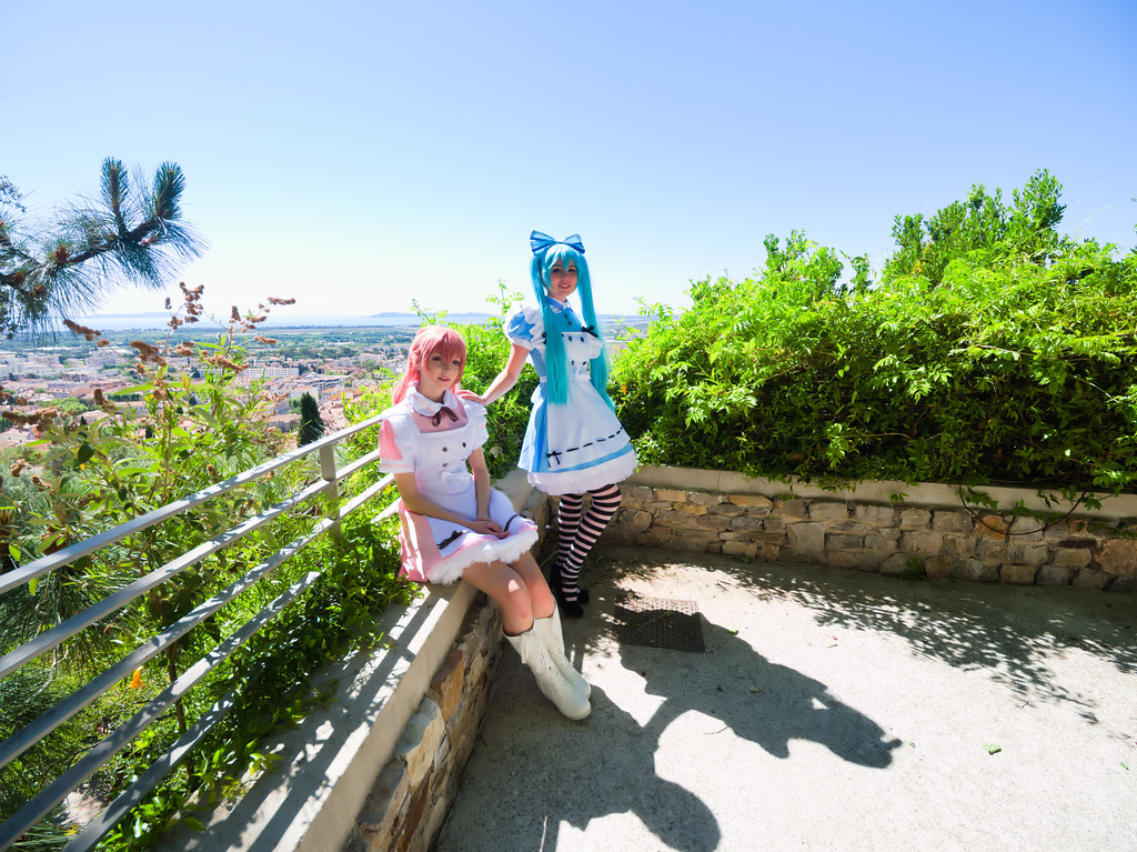related image - Shooting Vocaloid Alice in Wonderland- Parc Saint Bernard - Hyères -2019-05-30- P1677377