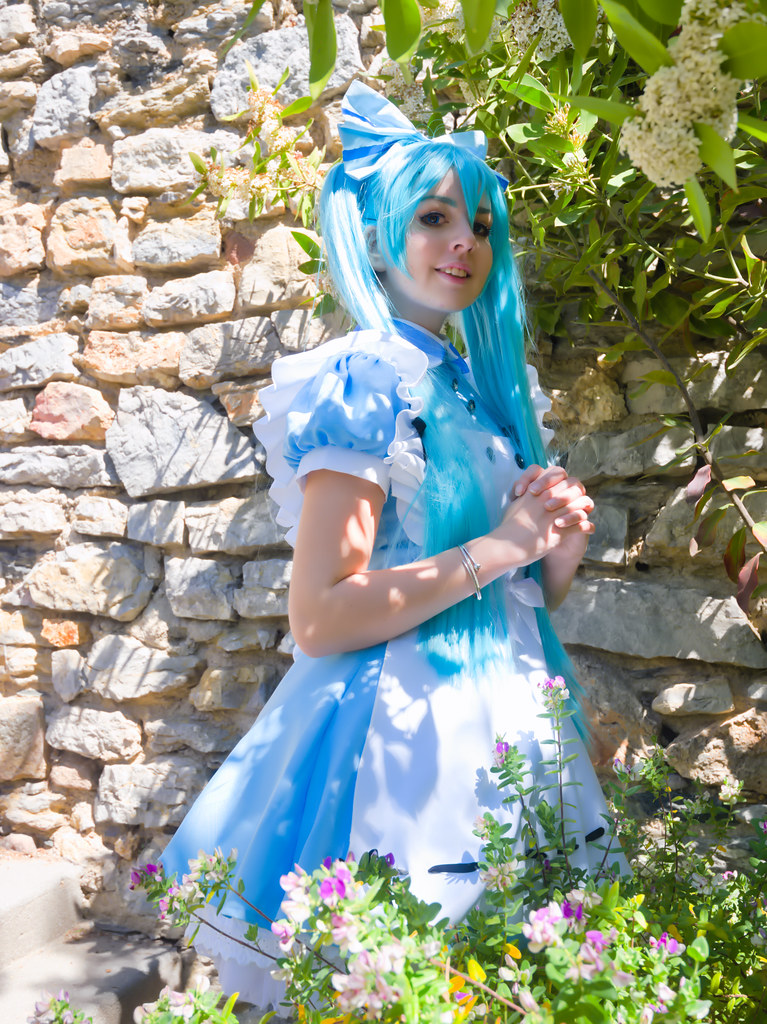 related image - Shooting Vocaloid Alice in Wonderland- Parc Saint Bernard - Hyères -2019-05-30- P1677518