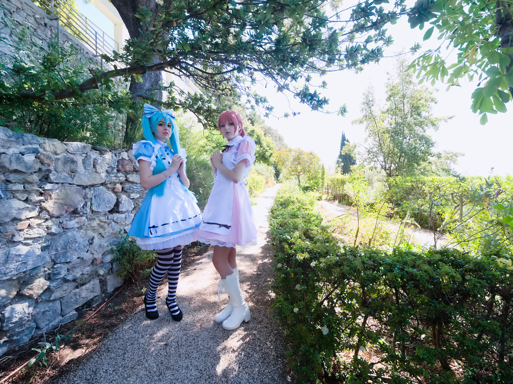 related image - Shooting Vocaloid Alice in Wonderland- Parc Saint Bernard - Hyères -2019-05-30- P1677395