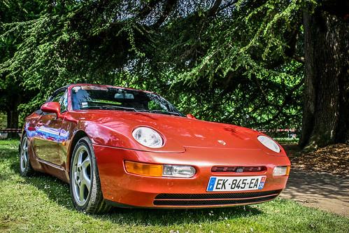 '95 Porsche 968 Convertible