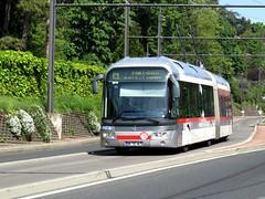 Irisbus Cristalis ETB 18 n°2910 - TCL (Caluire-et-Cuire)