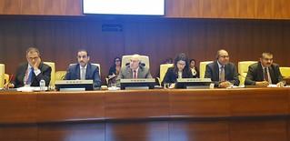 الاجتماع التنسيقي الأول للمجموعة العربية