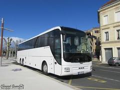 MAN Lion's Coach L - Transporteur inconnu - Photo of Saint-Germain-de-la-Rivière