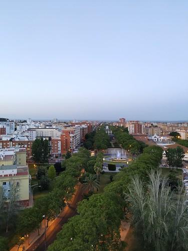 Avenida de Andalucía (Huelva).