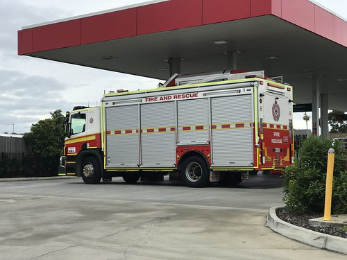 QFES Fire & Rescue | Nerang 639L - Technical Rescue | Fleet 1314 - Scania P280
