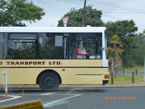 Birkenhead Transport School Bus