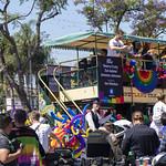 LA Pride Parade in Weho 2019 007