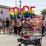LA Pride Parade in Weho 2019 008