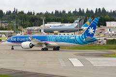 Air Tahiti Boeing 787