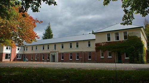 Hanmer Springs: Queen Mary Hospital (10) - nurses' hostel (c.1928)