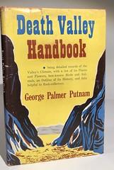 Death Valley Handbook (1940) $12.50