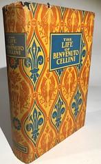 Benvenuto Cellini's Life. $12.50