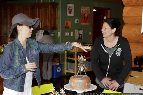 Rachel's birthday party    MG 8683