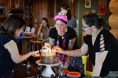 Rachel's birthday party    MG 8782