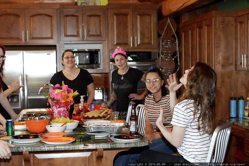 Rachel's birthday party    MG 8735
