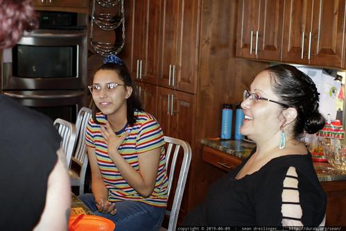 Rachel's birthday party    MG 8754