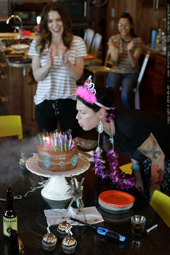Rachel's birthday party    MG 8802