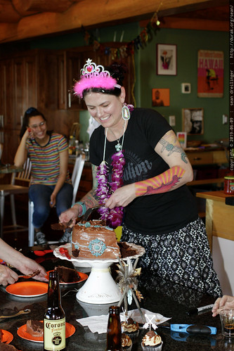 Rachel's birthday party    MG 8814