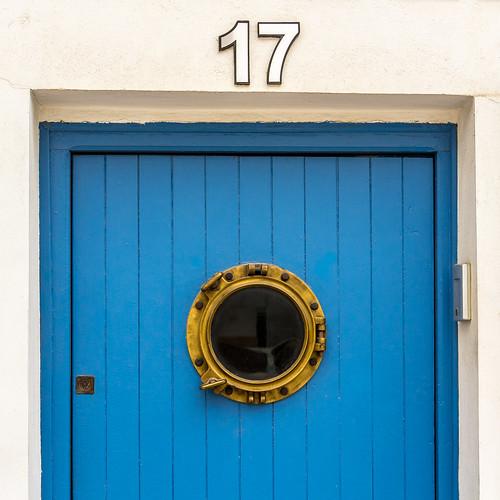 Spain - Almeria - Garrucha - Malecon Promenade - Club Maritimo's door