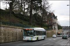 Irisbus Citélis 12 - RTP (Régie des Transports Poitevins) / Vitalis n°469